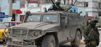 Российские войска в Крыму — провокация или угроза?