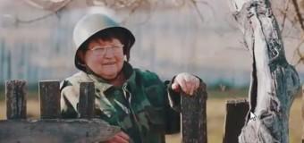 Украина шагает с песней, весело и гордо. Видео