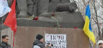Видео: Очевидец с Евромайдана. Люди там против своей воли