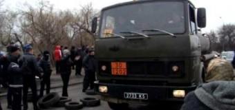 Видео. Николаев: «Варваровский» блок-пост. «Пустой» из Баловного домой возвращается