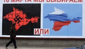 Как в Крыму происходит голосование за референдум. Онлайн