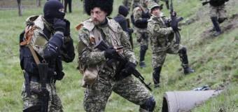 Славянск: вооруженное столкновение. Видео