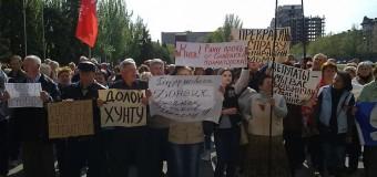 В Николаеве пророссийские активисты ворвались в Горсовет. Видео