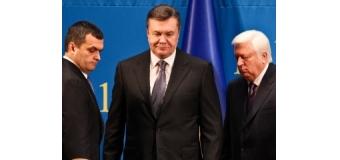 Янукович требует срочно провести референдум. Видео