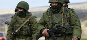 В России написали гимн «зеленым человечкам». Видео