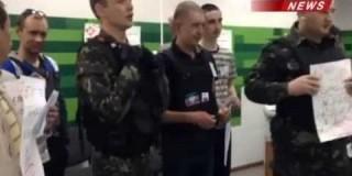 В Донецке бойцы народного ополчения захватили телевышку. Видео
