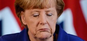 Путин поставил на место Ангелу Меркель. Видео