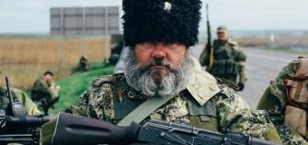 Ополченец Бабай — актер провинциального театра. Видео