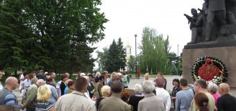На митинге «антимайдана» в Николаеве раскритиковали мэра Херсона. Видео