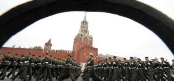 Онлайн-трансляция парада Победы в Москве