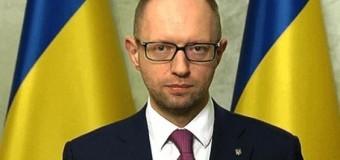 Обращение Яценюка к народу: выборы пройдут без «каруселей» и исчезающих чернил. Видео