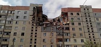 В Николаеве произошел страшный взрыв в многоэтажном доме. Фото