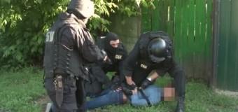 В Черкассах СБУ задержала офицера, призывающего к насильственному свержению власти. Видео