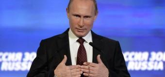 Выступление Путина на Петербургском международном экономическом форуме. Видео
