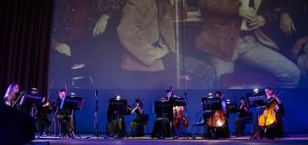 Легендарные рок хиты в исполнении симфонического оркестра в Николаеве. Видео