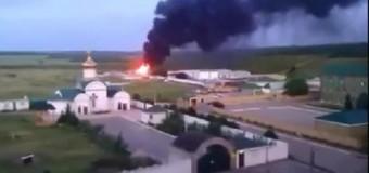 И до Луганска добрались: Штурм пограничной части. Видео