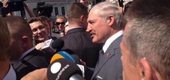 Лукашенко: Украина должна забрать себе и Януковича и Крым. Видео