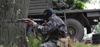 АТО в Славянске возобновилась. Видео