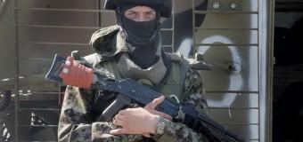 Семенченко: Кольцо АТО сжимается вокруг боевиков быстрыми темпами. Видео