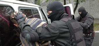 В Киеве СБУ задержали Севера, который являлся сообщником Безлера. Видео