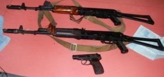 СБУ задержала пьяного россиянина, который обстрелял блок-пост. Видео