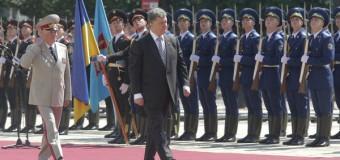 Инаугурация пятого украинского президента: День секретов за кадром. Видео