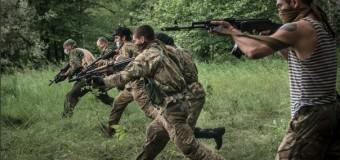 Батальон Восток готовится к бою. Видео
