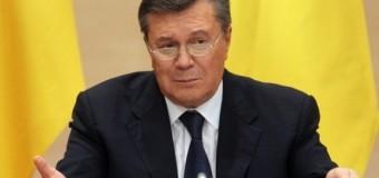 Угодья Януковича пылают огнем. Видео