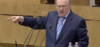 Жириновский: Если мы отступим, то это худший вариант. Видео