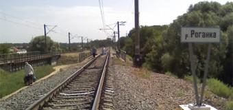 В Харьковской области подорвали мост. Видео