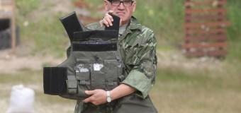 Бронежилеты Корсар-3М по 4200 грн для украинских военных. Фото