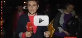Как сотни украинцев ночью возят бронежилеты для армии из Польши. Видео