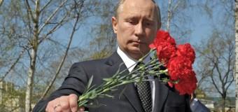 Путин: Важно, чтоб на базе перемирия возник диалог. Видео