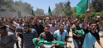 Палестина назвала происходящее войной и геноцидом их народа. Фото