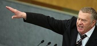 Жириновский: Перемирие закончилось — это означает война. Видео