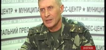 В Запорожье вернулись 40 военных, обвиняемых в дезертирстве в Россию. Видео