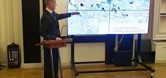 СБУ: Российские войска углублялись на Украину на один-два километра. Видео