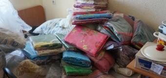 Беженцы в родном Донецке: Люди успели взять только документы. Фото