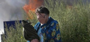 Жители Славянска: Рай — это когда не стреляют. Фото