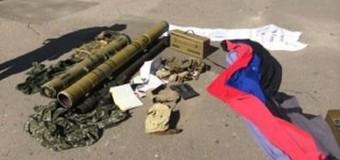 Дорогие подарки от боевиков для украинских военных. Фото