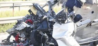 Страшная авария в Германии с участием автобусов из Украины и Польши. Фото