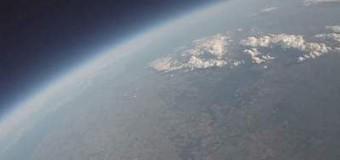 Студенты отправили iPhone в космос на воздушном шарике. Видео