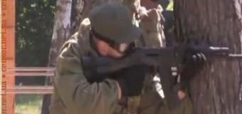 Батальон «Киев-2» едет на фронт с оружием прошлого века. Видео