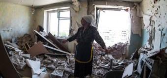 Руины Краматорска после окончания военных действий. Фото