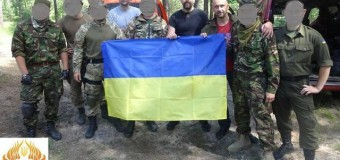 Уникальная посылка военным стоимостью 500 тыс. гривен. Фото