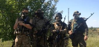 Боец «Донбасса»: Смерть от своих же. Видео
