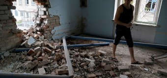 В Донецке из колонии сбежала сотня заключенных. Некоторые вернулись. Фото