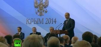 Путин: Жириновский «зажигает» красиво. Видео