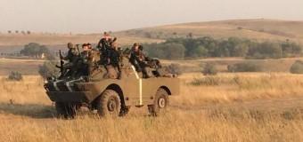 Как Правый сектор и батальон «Кривбасс» штурмовали боевиков. Фото