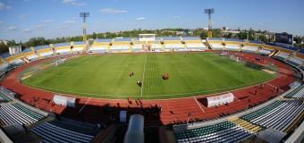 В Луганске разрушили стадион ФК «Заря» «Авангард». Фото